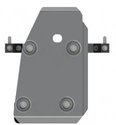 Защита редуктора Opel Mokka 16.2635