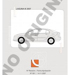 Фаркоп на Renault Laguna E5215CM