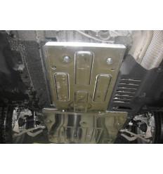 Защита КПП и РК BMW X4 03.3588