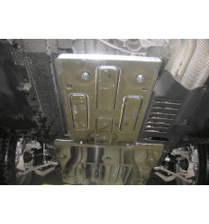 Защита КПП и РК BMW X3 03.3588