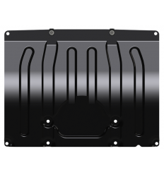 Защита радиатора BMW X3 03.3742