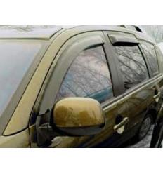 Дефлекторы боковых окон на Peugeot 4007 SMIOUT0732