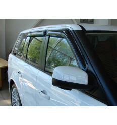 Дефлекторы боковых окон Land Rover Range Rover SLRRR-0232