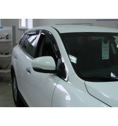 Дефлекторы боковых окон Mazda CX-9 SMACX90832