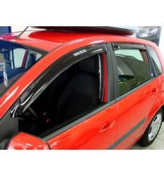 Дефлекторы боковых окон Ford Fiesta SFOFIE0232