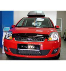 Дефлектор капота (отбойник) на Ford Fiesta SFOFIE0612