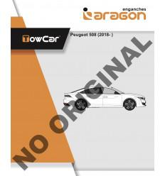 Фаркоп на Peugeot 508 E4724BV