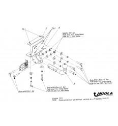 Фаркоп на Toyota Land Cruiser Prado 120,150 T/056