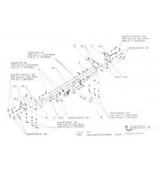 Фаркоп на Lexus RX T/044