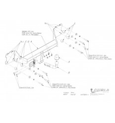 Фаркоп на Audi Q7 A/017