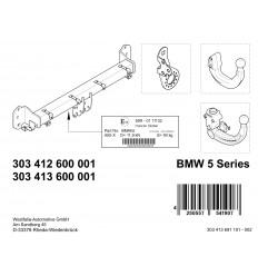 Фаркоп на BMW 6 303412600001