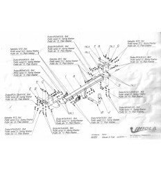 Фаркоп на Nissan X-Trail N/053