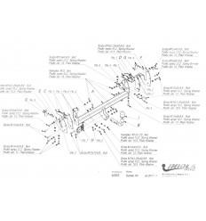 Фаркоп на Subaru XV U/010