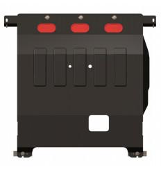 Защита картера и КПП для Peugeot Boxer 17.1200