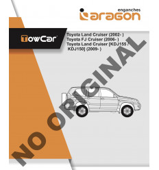 Фаркоп на Toyota Land Cruiser Prado E6400DG