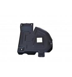 Защита топливного бака Renault Kaptur ALF1805st