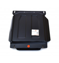 Защита РК Great Wall Hover H3 ALF3108st