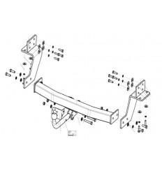 Фаркоп на Chevrolet Trailblazer 5267A
