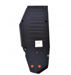 Защита топливного бака УАЗ Patriot ALF3912st