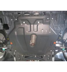 Защита картера и КПП Opel Mokka ALF1612st