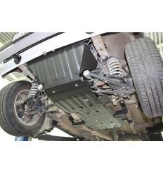 Защита картера и КПП Lada (ВАЗ) Нива ALF2818st