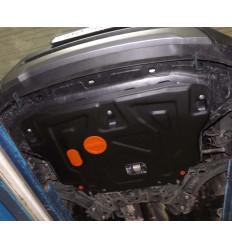 Защита картера и КПП Hyundai Creta ALF1041st