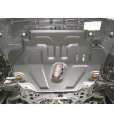 Защита картера и КПП Chevrolet Aveo ALF0315st