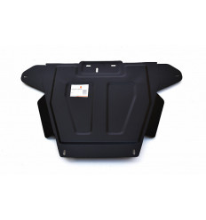 Защита КПП Great Wall Hover H3 ALF3107st