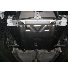 Защита картера и КПП Daewoo Nexia ALF0502st