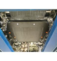 Защита картера и КПП Cadillac XT5 ALF0323st