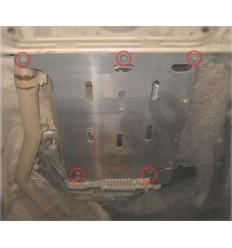 Защита КПП BMW X5 ALF3421st