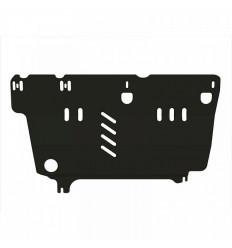 Защита картера и КПП Peugeot 207 ALF1703st