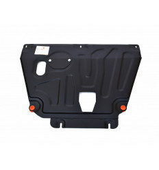 Защита картера и КПП Hyundai Solaris ALF1050st