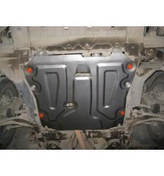 Защита картера и КПП Opel Astra ALF0312st
