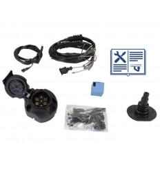 Штатная электрика к фаркопу на Land Rover Freelander 112355/330507
