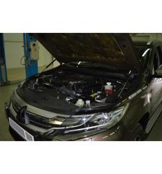 Амортизатор (упор) капота на Mitsubishi L200 PTU 31.06
