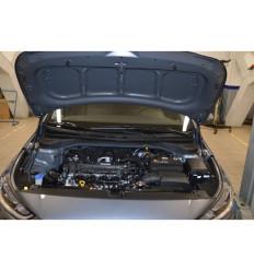 Амортизатор (упор) капота на Hyundai Solaris PTU 22.07