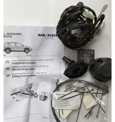 Электрика оригинальная на Toyota RAV4 16250539