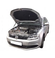 Амортизатор (упор) капота на Volkswagen Jetta 13-04