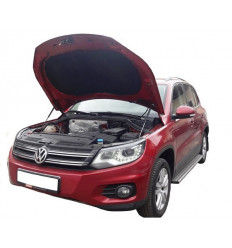 Амортизатор (упор) капота на Volkswagen Tiguan 13-03
