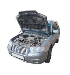 Амортизатор (упор) капота на Subaru Forester 07-02