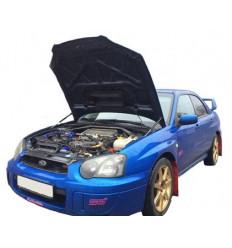 Амортизатор (упор) капота на Subaru Impreza 07-03