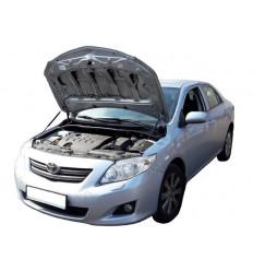 Амортизатор (упор) капота на Toyota Corolla 15-01