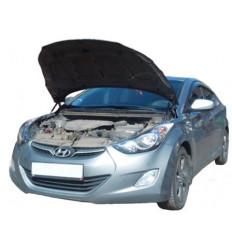 Амортизатор (упор) капота на Hyundai Elantra 12-03
