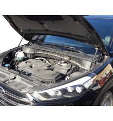 Амортизатор (упор) капота на Hyundai Tucson 12-08