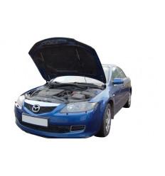 Амортизатор (упор) капота на Mazda 6 08-02