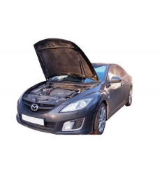 Амортизатор (упор) капота на Mazda 6 08-04