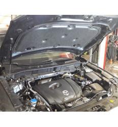 Амортизатор (упор) капота на Mazda CX-5 08-07