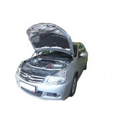 Амортизатор (упор) капота на Nissan Almera 01-09