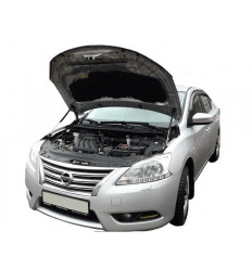 Амортизатор (упор) капота на Nissan Sentra 01-11
